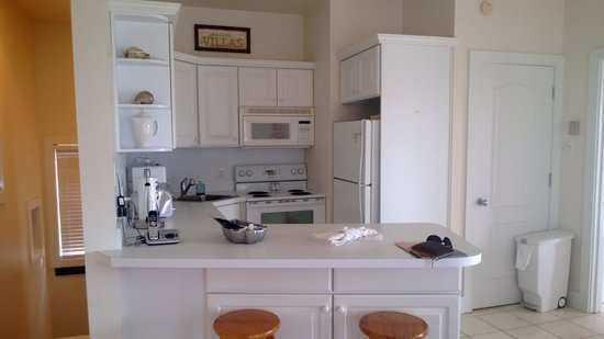 Kiva Dunes Resort: kitchen