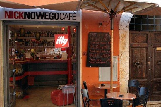 Nick Nowego Cafe's