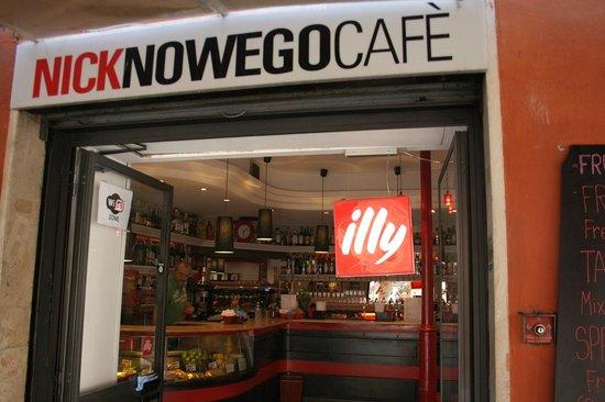 Nick Nowego Cafe's: .