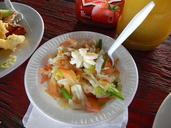 Uncle Tellis: Real Conch Salad