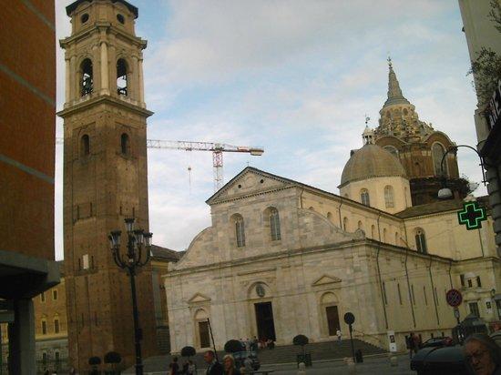 Turin, Italy: Duomo di Torino e Cappella della Sacra Sindone