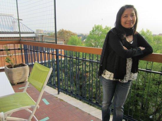 Zaccardi: Balcony