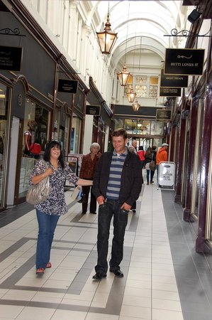 Stirling Arcade: Unique Shopping Experience