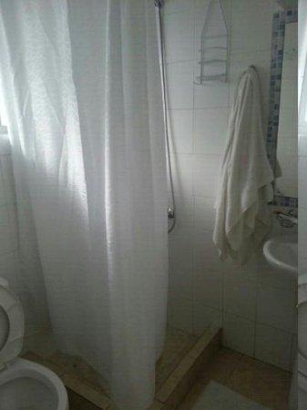 Hostal Pewman Ruka: Baño