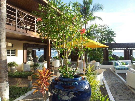 Royal Beach Hotel: salons très agréables