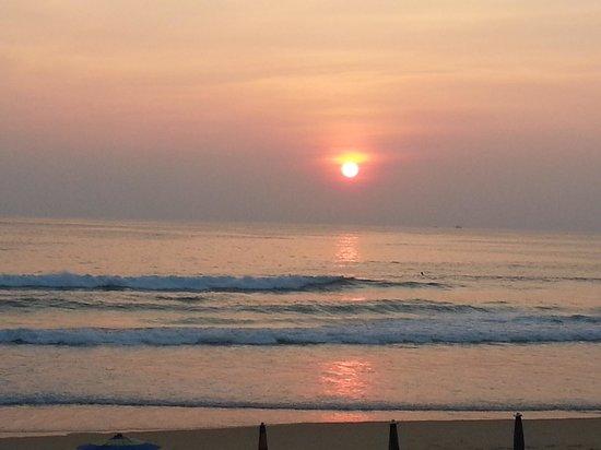 Centara Villas Phuket: Sun Set