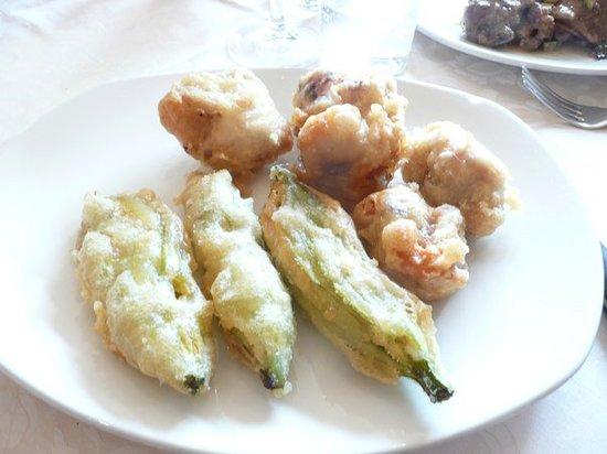 Latini Hotel: Coniglio Fritto