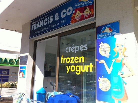 Yogurteria Italiana Francis & Co.: Francis & Co.