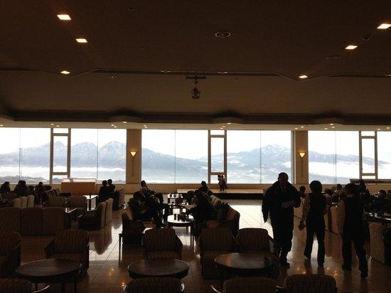 Hotel Kogure: hotel robby