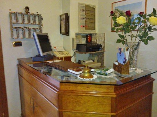 Hotel Pensione Vittoria : La Hall