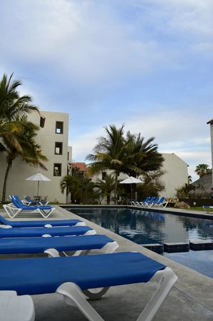 Santa Maria Hotel & Suites: Buen clima