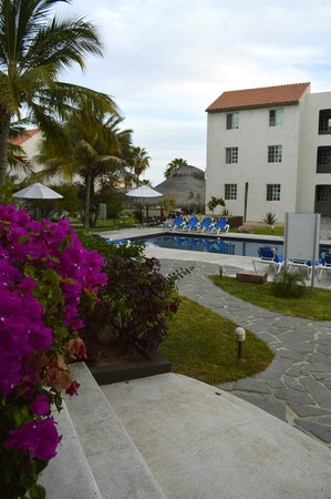 Santa Maria Hotel & Suites: Descoracion floral