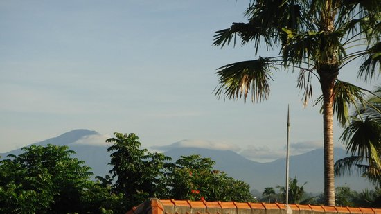 Sehati Guesthouse : Mountain view from the 3rd floor