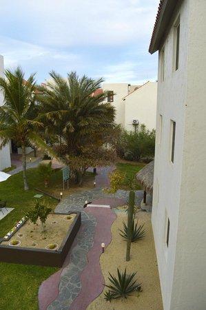 Santa Maria Hotel & Suites: Andadores