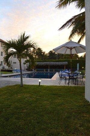 Santa Maria Hotel & Suites: Comodidad en accesos