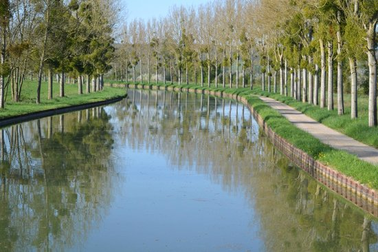 Burgundy Canal: Canal Views