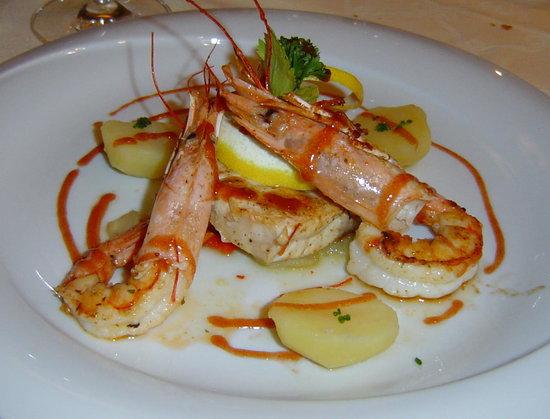 Pension Ciamp : Gastronomie