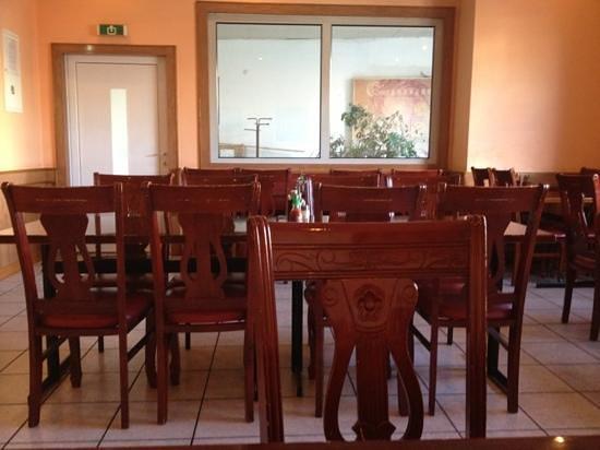 China Zentrum Asia Restaurant: inside