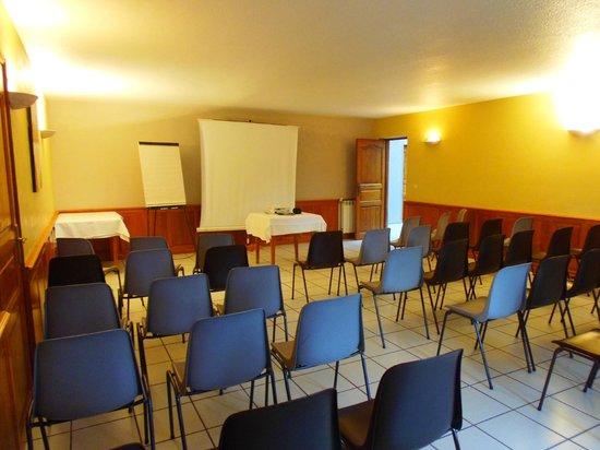 Hotel Le Baudiere : salle de reunion
