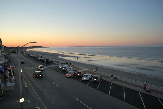 Nantasket Beach Resort: vue de la chambre