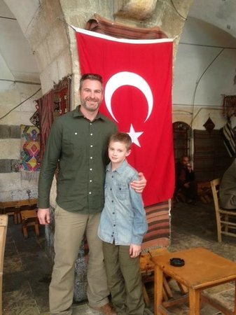 Nomad Village Home Stays: The Market in Urfa