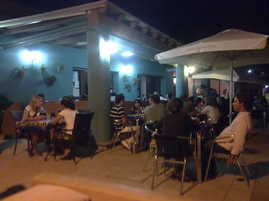 Taberna Pizzeria La Cobija: Noche verano 2012