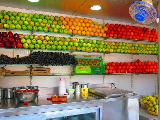 Indigo : Fresh Fruit