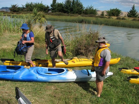 Driftwood Retreat and Eco-Tours: Have some fun on the river