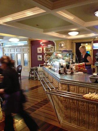 Next Door Cafe: freshly made sandwiches