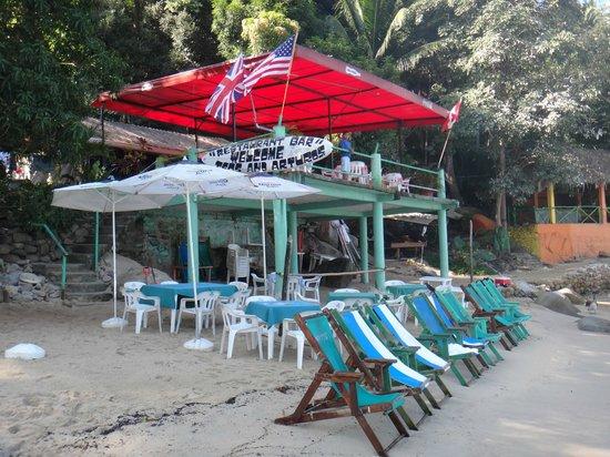 Barcelo Puerto Vallarta: Just a stroll away on the beach