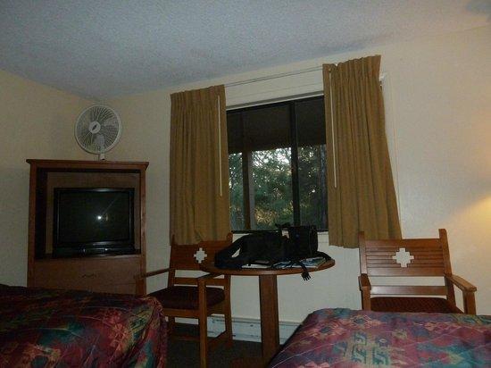 Maswik Lodge: chambre