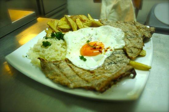 Urbi's Dinner