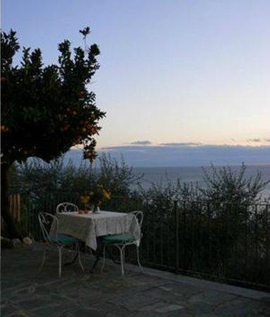 Solaria : Terrazzo Camera