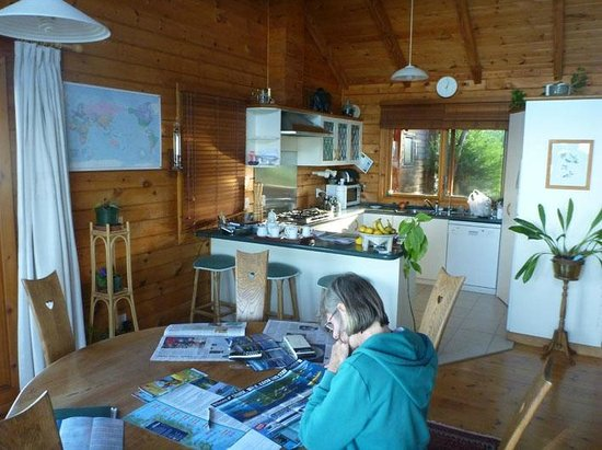 Split Apple Rock HomeStay: sorting out tour possibilities