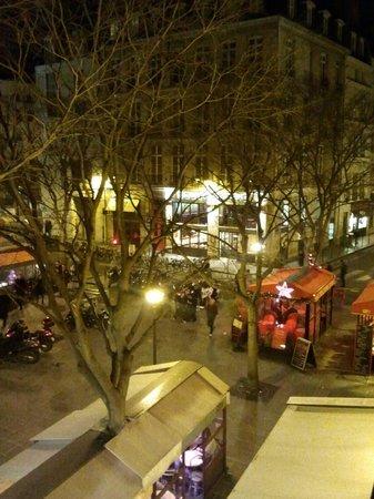 Vue de la chambre Hotel de Nice - PARIS