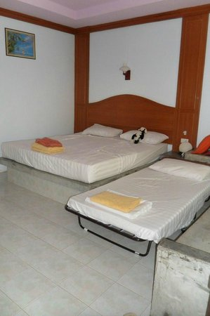 Koh Yao Chukit Dachanan Resort: deluxe room