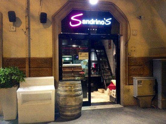 Sandrino's: Sandrino s