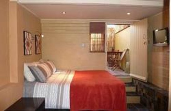 Bantry Bay Guesthouse: private ensuite