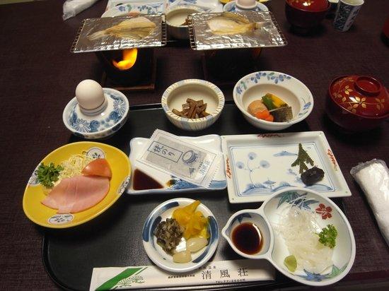 Seifuso: 朝食