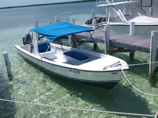 Turneffe Flats: Atoll Adventure Boat