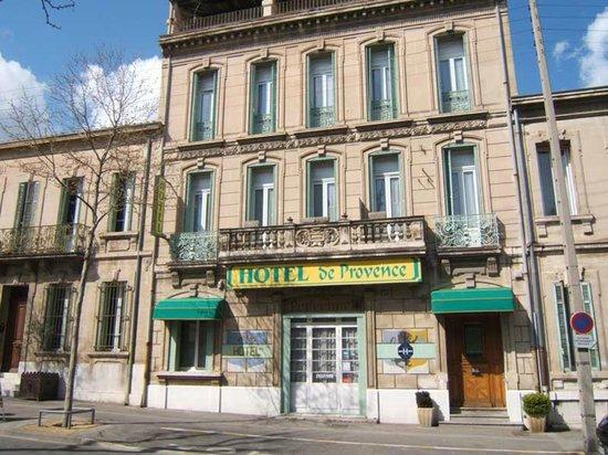 Hotel de provence salon de provence voir les tarifs for Bb hotel salon de provence