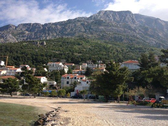 Hotel Croatia: Beautiful Baska Voda