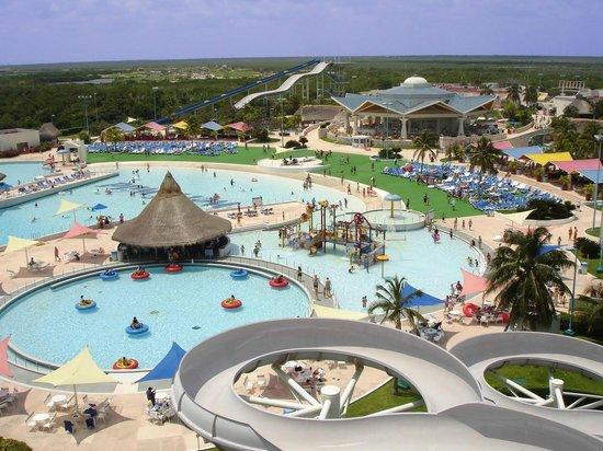 Wet'n Wild Cancun : Mucha diversión
