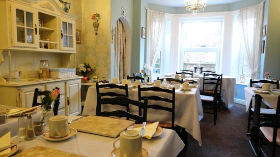 The Old Vic Guest House: Dining Room