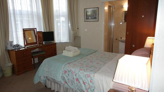 The Old Vic Guest House: Double Room