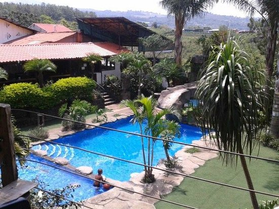 Hotel Monte Campana: vista panoramica