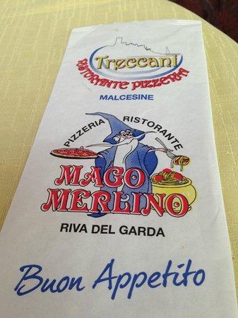 Pizzeria Mago Merlino