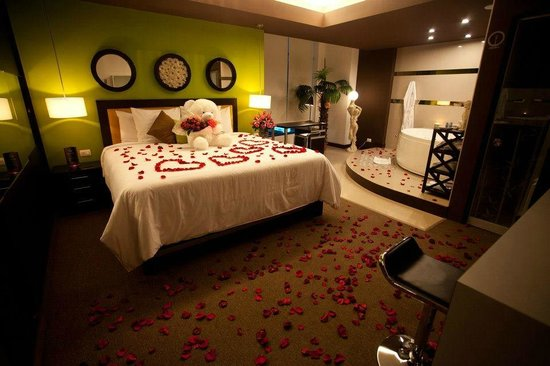 Hotel Ginebra: Paquete romántico
