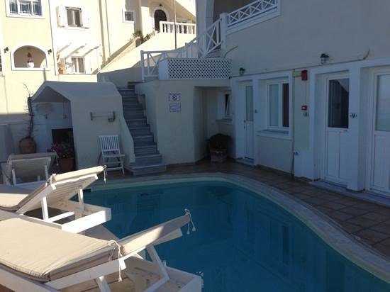 Villa Ilias Caldera Hotel Photo