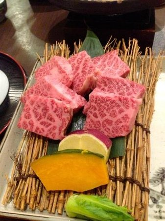 Hiinanoyu: beef was melting in mouth